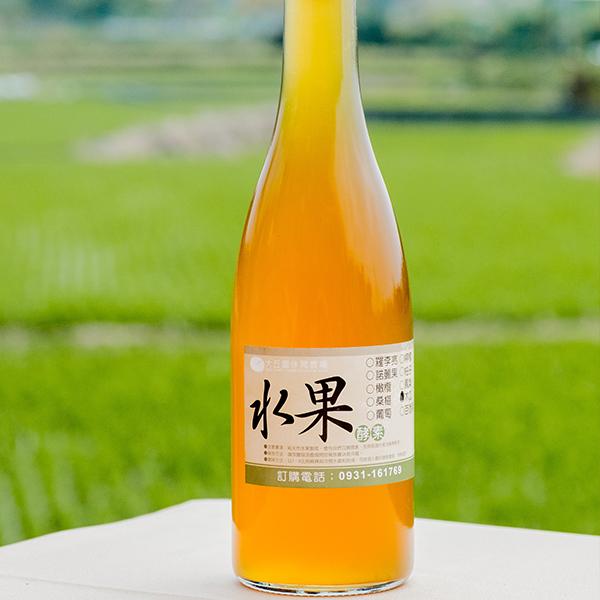 羅李亮酵素(500ml/罐) 1
